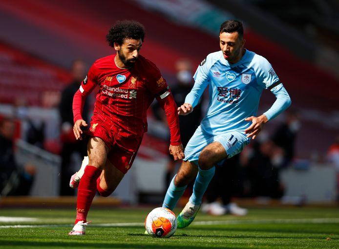 Salah (Liverpool) et Dwight McNeil (Burnley).