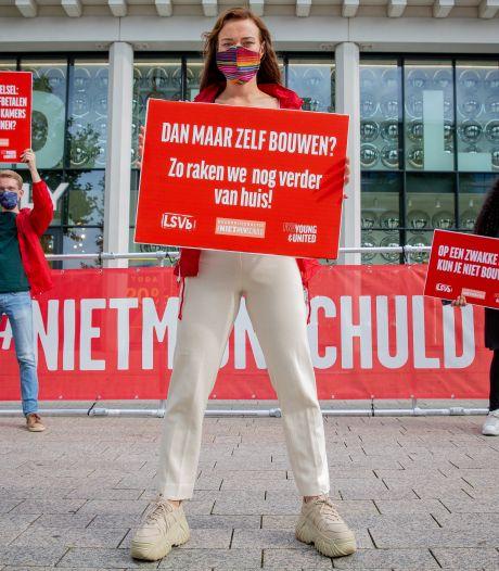 Van de huur in de hel: Nijmegenaren financieel knel door hoge huurprijzen