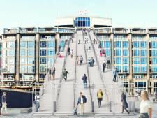Supertrap biedt magnifieke blik op het nieuwe Rotterdam