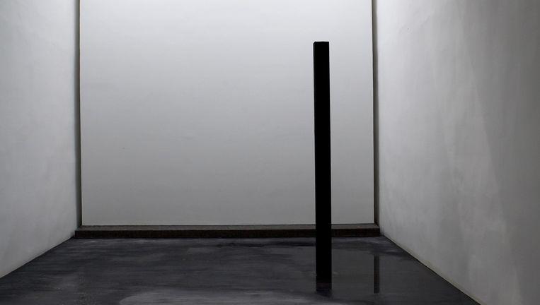Thierry de Cordiers Kapel van het Niets (2005), in Duffel. Beeld -