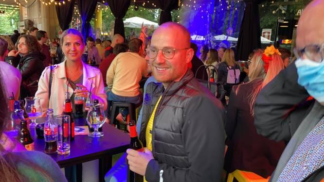 """Lies Vandenberghe volgt Finland-België met entourage De Bruyne: """"Rusten, dat is pas voor 12 juli"""""""