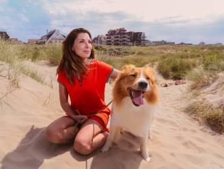 """Saartje Vandendriessche heeft bovenmenselijk contact met hond Lasse: """"Ik droomde dat hij aan het stikken was"""""""