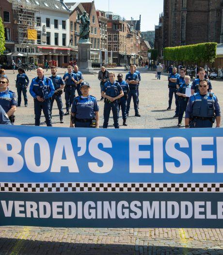 Boa's voeren op 1 juni opnieuw actie