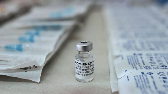 Britse studie: tweede Pfizer-vaccin heeft groter effect na twaalf weken in plaats van na drie weken