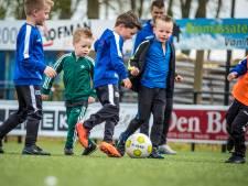 Sportclubs op de Veluwe zien flinke stijging van de allerjongsten: 'Mam, ik wil er op!'
