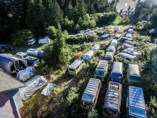 Te koop: 55 roestige VW-busjes voor 350.000 dollar