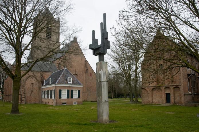 De Maartenskerk te Tiel.
