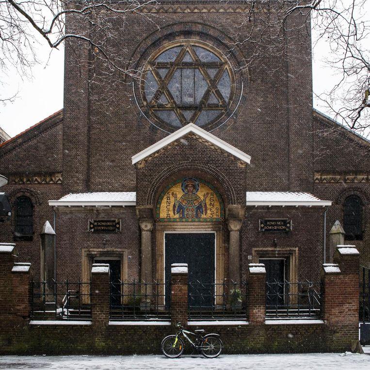 Sint-Agneskerk Beeld Carly Wollaert