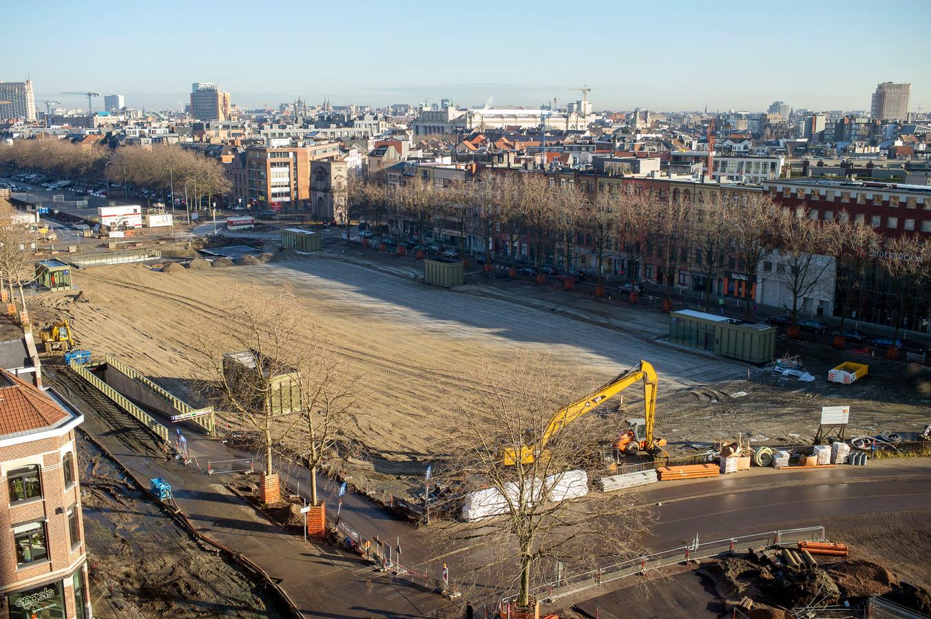 Buurtbewoners maakten zich zorgen om de manier waarop het park wordt aangelegd. Een nieuwe studie toont nu aan dat alles volgens het boekje verloopt.