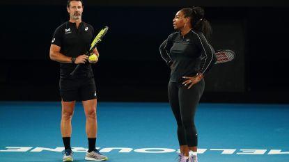 """Coach Serena luidt alarmbel: """"Huidige aanpak werkt niet"""""""