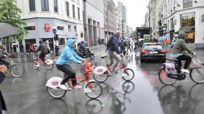 Groen Antwerpen wil auto's weg uit binnenstad