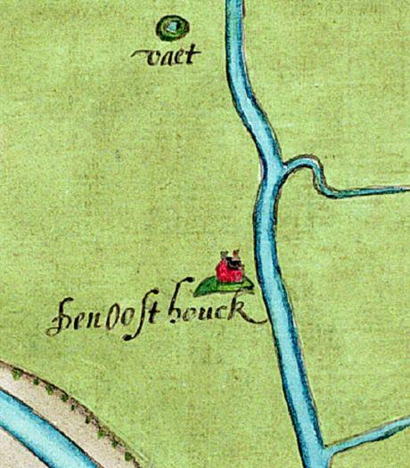 Sporen in de delta: De schat van de Oosthouck