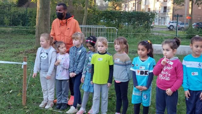 Ererondje voor wereldrecordhouder Bashir Abdi op 12de Pandacross