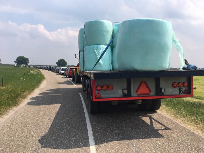 Vracht van Maarten van Lith, die van Alem naar Maren-Kessel wil.
