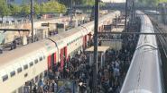Chaos op het spoor in Brussel: ook morgen minder treinen