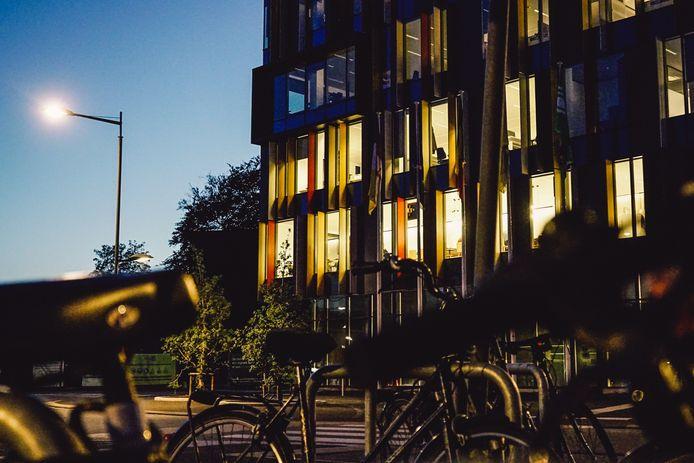 Jean-Jacques De Gucht over fietsbeleid in Aalst