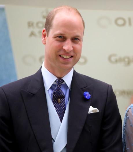 Jarige prins William dankbaar voor felicitaties