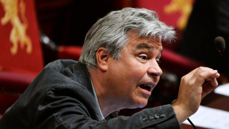 Sp.a-senator Bert Anciaux. Beeld BELGA