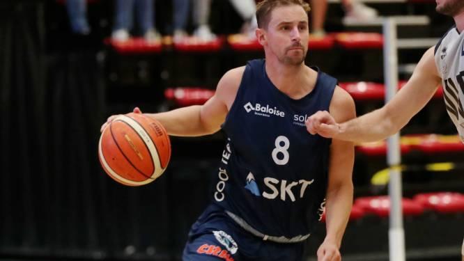 """Basket SKT Ieper met twijfels én geblesseerden naar competitiestart tegen Lommel: """"We hadden het graag anders gezien"""""""