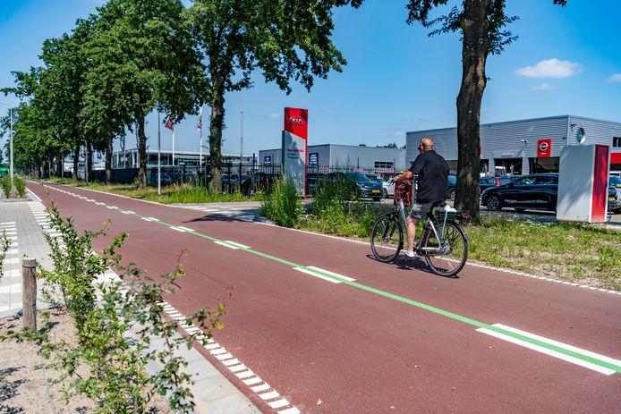 De autoboulevard is in ruim 35 jaar een begrip geworden in Tilburg.
