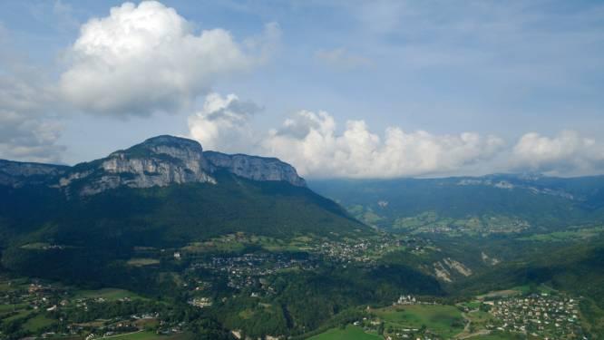 Belgische vrouw maakt dodelijke val in Franse Savoie