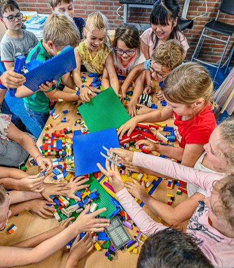 Een stad bouwen met LEGO Master Roy Franssen: 'Ik ken hem van tv, hij is beroemd'