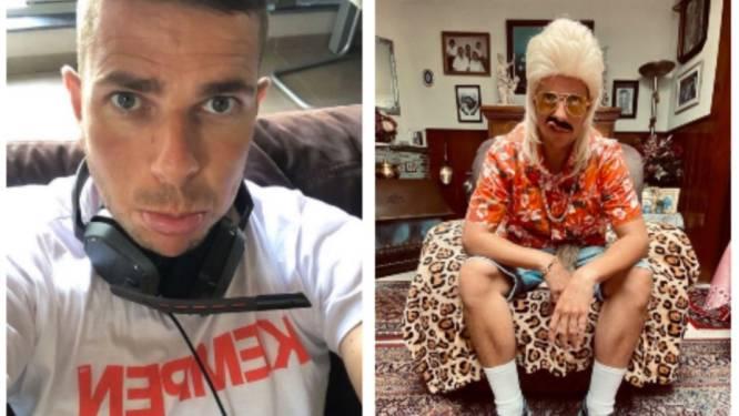 """Nick uit 'Big Brother' wil hitlijsten beklimmen als Ronnie Retro: """"Ooit wil ik samenwerken met Willy Sommers en Bart Peeters"""""""