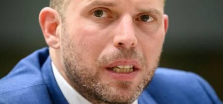 Theo Francken lourdement sanctionné pour un tweet publié après une commission à huis clos
