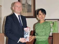 """""""La Birmanie proche d'une avancée décisive vers la démocratie"""""""