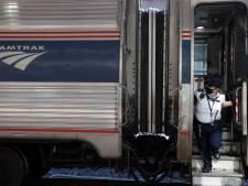 Trein ontspoort in VS, minstens 1 dode en tientallen gewonden
