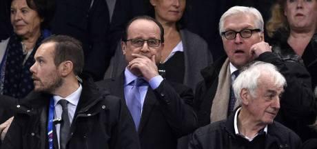 Hollande: We moeten sterk blijven, niet laten leiden door angst