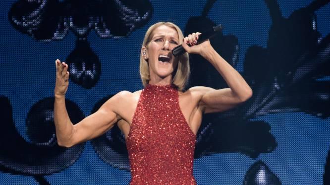 Celine Dion stelt Europese tournee uit naar 2022