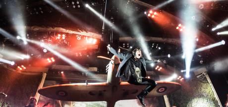 Iron Maiden stelt concert in GelreDome met jaar uit vanwege coronacrisis