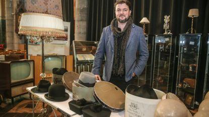 Openbare verkoop van antiek en brocante ten voordele van Toneelschool Stijn Brouns