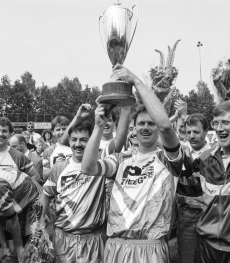 Met drie landelijke titels in zeven jaar tijd was vv Geldrop voor even het Ajax van de amateurs