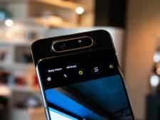 Deze telefoon heeft een roterende camera voor makkelijke selfies