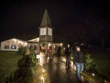 Stekker uit Kerstdorp Manderveen