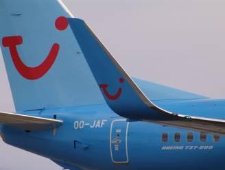 Jetair-vliegtuig blijft staan in Mallorca na aanrijding