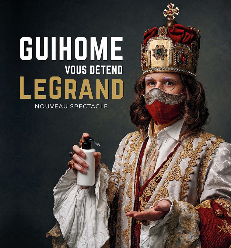 GuiHome vous détend LeGrand.