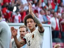 """Axel Witsel: """"Jouer plus contre la Finlande pour être encore plus fit pour les huitièmes"""""""