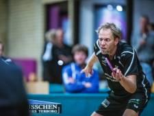 Tafeltennissers Hercules uit Terborg naar finale om landstitel