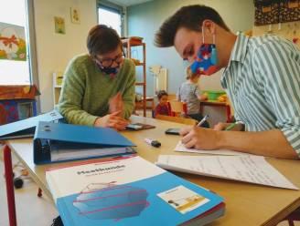 """""""Vijf dagen pedagogische studiedag, wat een luxe"""": team De Zwierezwaai heeft eindelijk tijd voor extra klusjes"""