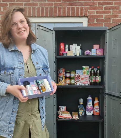 Na Zierikzee nu ook een little free pantry in Dreischor