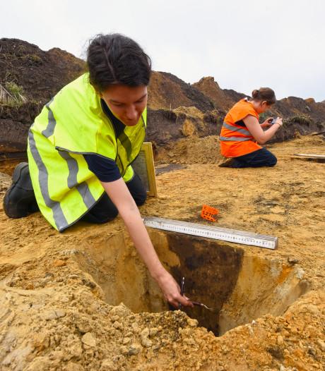 Middeleeuwse vondsten achter Leijsenakkers