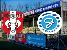 LIVE | Polley schiet FC Dordrecht op voorsprong tegen De Graafschap: 1-0