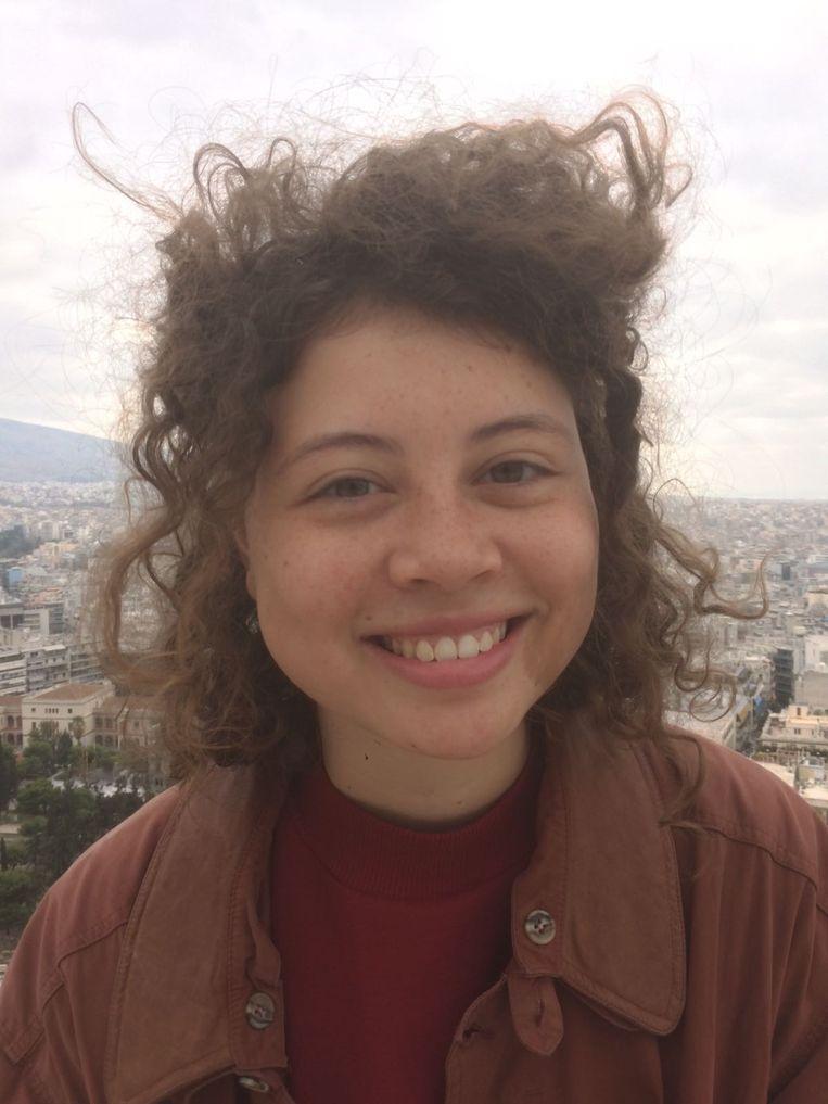Aimée Plukker won de Volkskrant IISG scriptieprijs 2018. Beeld Aimée Plukker