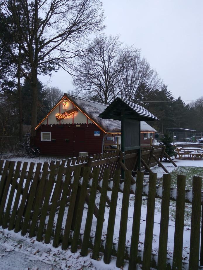 De kinderboerderij in Zevenaar