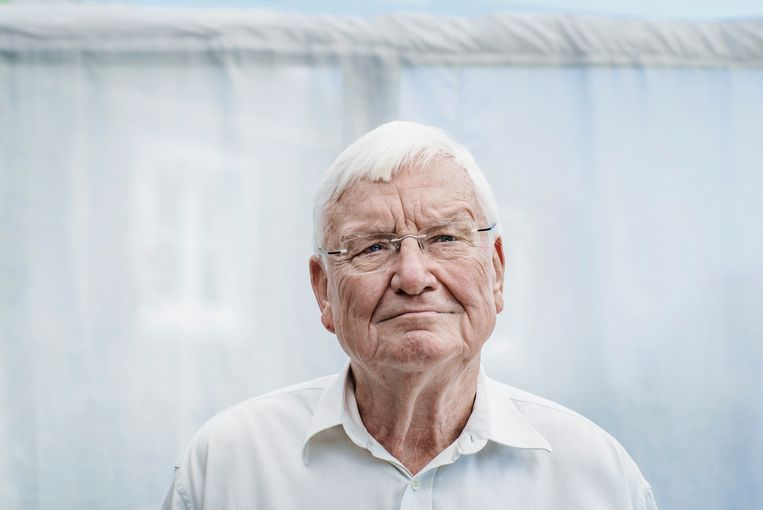 Walter Zinzen: 'Er is al decennia te weinig aandacht voor racisme. Over nieuwkomers spreken politici alleen in termen van een probleem.'    Beeld Eric de Mildt