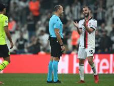Veel blessures bij Besiktas: ook domper voor Pjanic richting  Ajax