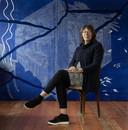 Jannemiek Tukker doet mee aan de Art Brut Biënnale in haar woonplaats Hengelo.